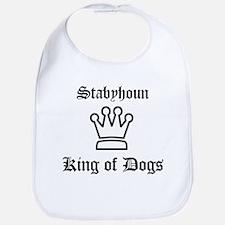 Stabyhoun - King of Dogs Bib