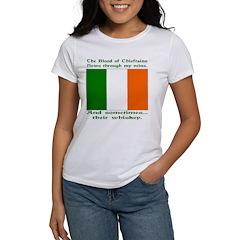 Irish Blood and Whiskey 2 Tee