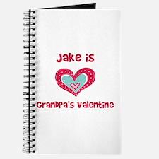 Jake is Grandpa's Valentine Journal