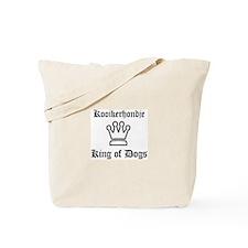 Kooikerhondje - King of Dogs Tote Bag