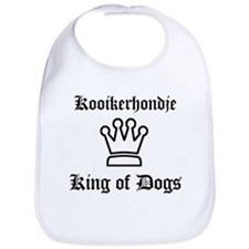 Kooikerhondje - King of Dogs Bib