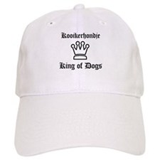 Kooikerhondje - King of Dogs Baseball Cap