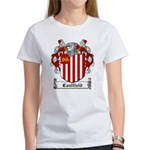 Caulfield Family Crest Women's T-Shirt