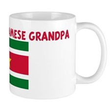 I LOVE MY SURINAMESE GRANDPA Coffee Mug
