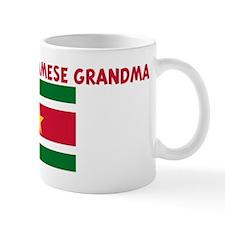 I LOVE MY SURINAMESE GRANDMA Coffee Mug