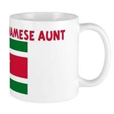I LOVE MY SURINAMESE AUNT Mug