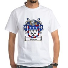 Clinton Family Crest Shirt