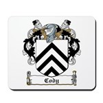 Cody Family Crest Mousepad