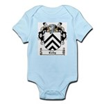 Cody Family Crest Infant Creeper