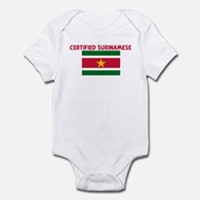 CERTIFIED SURINAMESE Infant Bodysuit