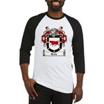 Cole Family Crest Baseball Jersey