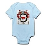 Cole Family Crest Infant Creeper