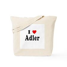 ADLER Tote Bag