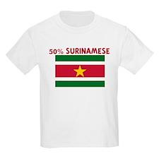 50 PERCENT SURINAMESE T-Shirt