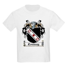 Conway Family Crest Kids T-Shirt