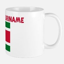 100 PERCENT MADE IN SURINAME Mug