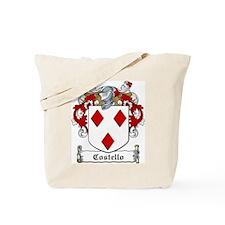 Costello Family Crest Tote Bag