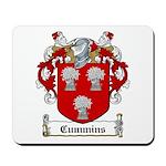 Cummins Family Crest Mousepad