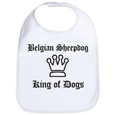 Belgian Sheepdog - King of Do Bib