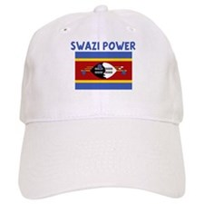 SWAZI POWER Baseball Cap