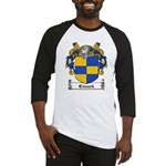Cusack Family Crest Baseball Jersey