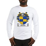 Cusack Family Crest Long Sleeve T-Shirt
