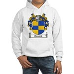 Cusack Family Crest Hooded Sweatshirt
