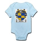 Cusack Family Crest Infant Creeper