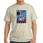 CANAAN DOG art Ash Grey T-Shirt