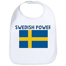 SWEDISH POWER Bib