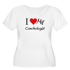 I Heart My Conchologist T-Shirt
