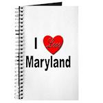 I Love Maryland Journal