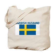 SWEDISH HUSBAND Tote Bag