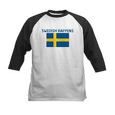 SWEDISH HAPPENS Tee