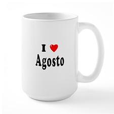 AGOSTO Mug