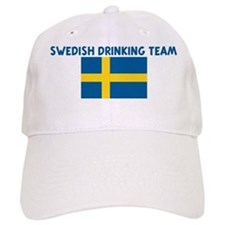 SWEDISH DRINKING TEAM Baseball Cap