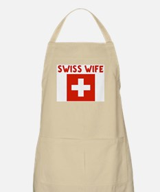 SWISS WIFE BBQ Apron