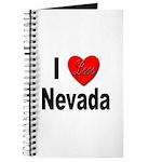 I Love Nevada Journal