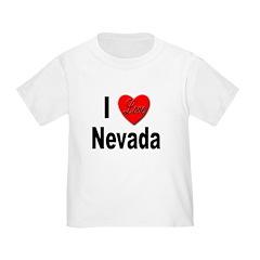 I Love Nevada T