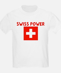 SWISS POWER T-Shirt