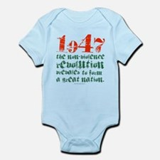 Non-Violence Revolution. Infant Bodysuit