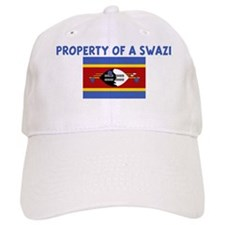 PROPERTY OF A SWAZI Baseball Cap