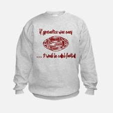 Unique Boys gymnastics Sweatshirt