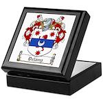 Delany Family Crest Keepsake Box