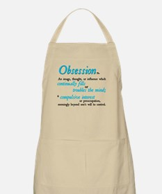 Defining Obsession BBQ Apron