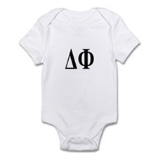DELTA PHI Infant Bodysuit