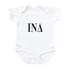 IOTA NU DELTA Infant Bodysuit