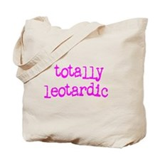 Funny Gymnastics leotards Tote Bag