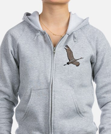 Cute Good natured Zip Hoodie