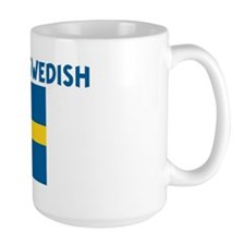 KISS ME I AM SWEDISH Mug